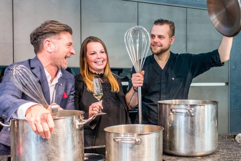 Siegerehrung der Kochsternstunden 2019