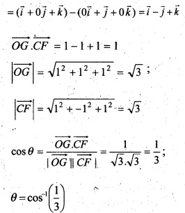 Plus Two Maths Chapter Wise Questions and Answers Chapter 10 Vector Algebra 26