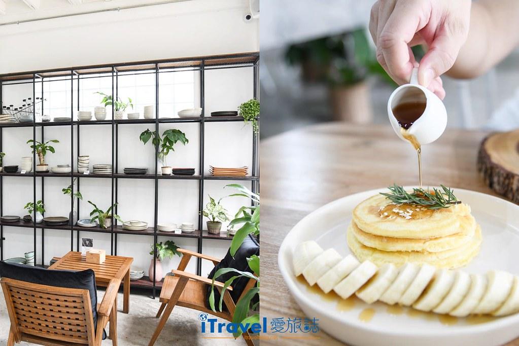 清邁咖啡店 Old House Cafe (1)