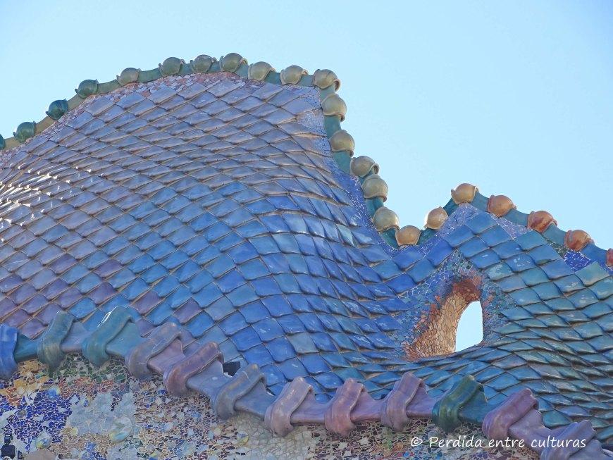 Casa Batlló - Drac
