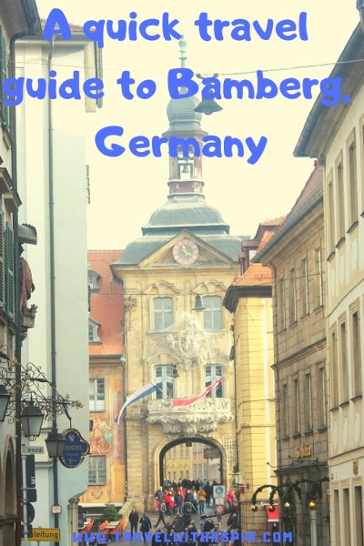 A quick quide to Bamber, Germany, Pinterest cover