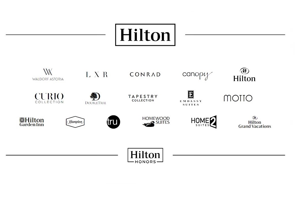 Hilton Hotels & Resorts Brands