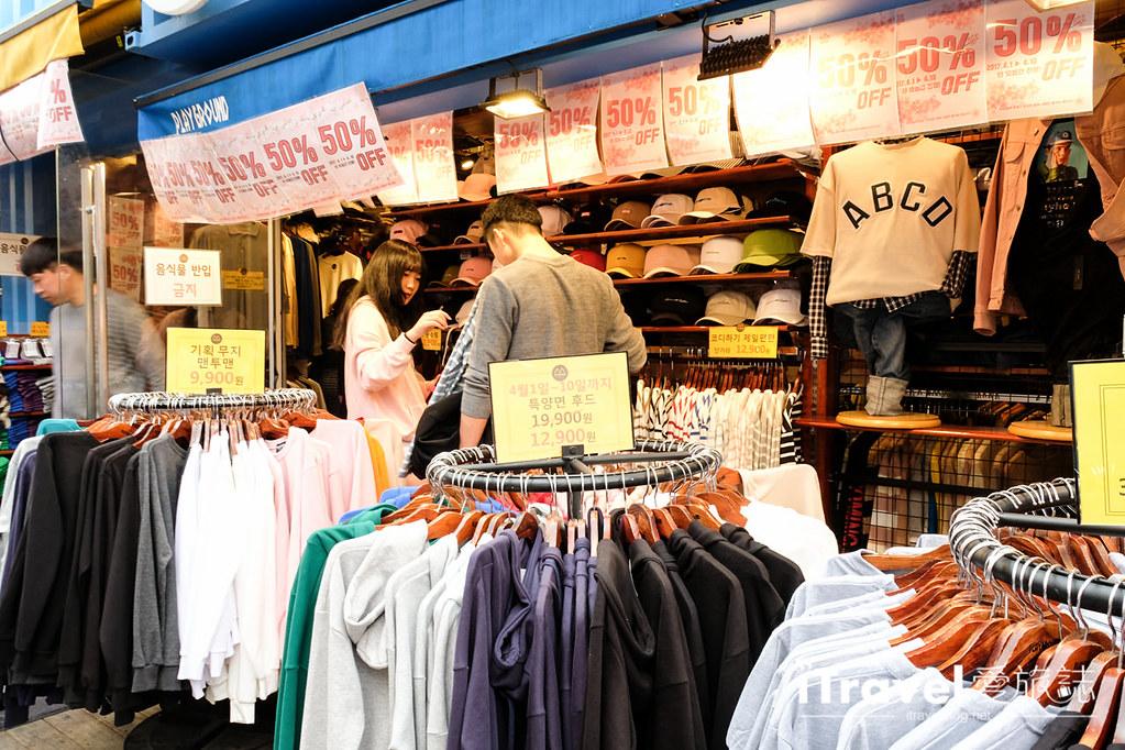 首爾購物商場 弘大商圈 (59)