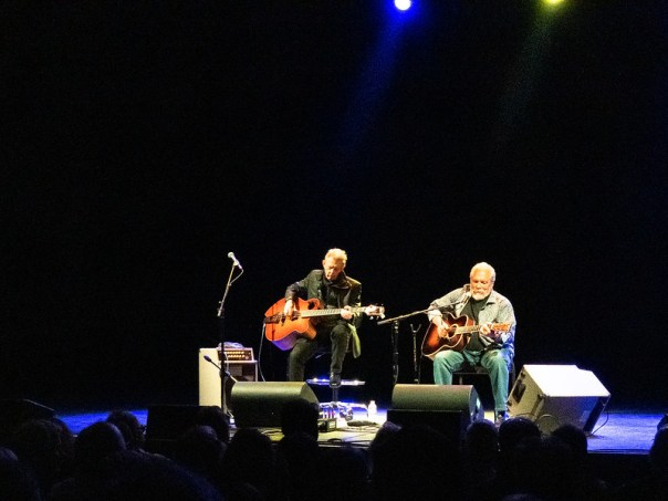 Hot Tuna at the Plaza, Downtown Orlando, Jorma Kaukonen and Jack Cassidy Jan. 24, 2019
