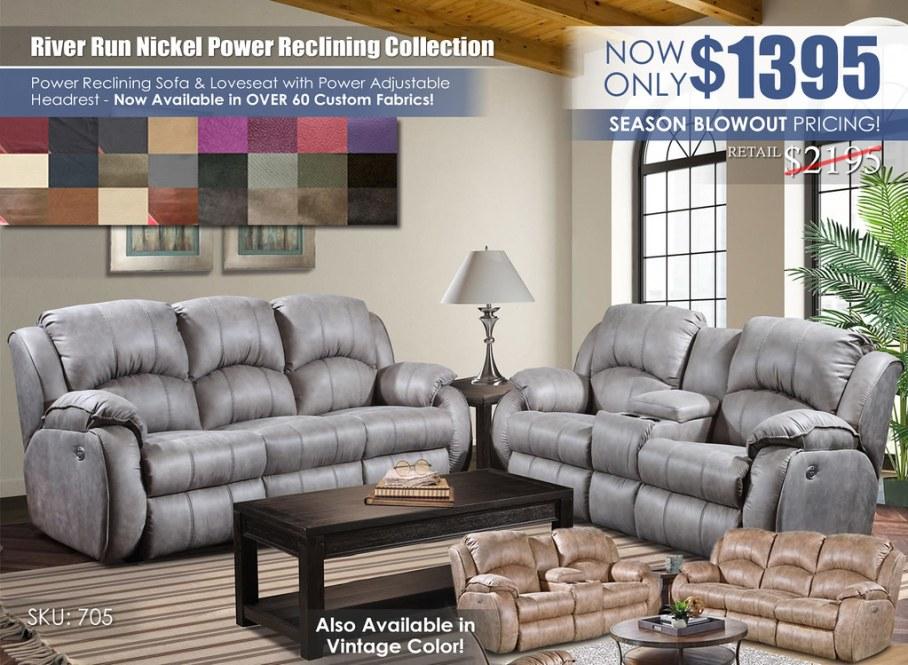 River Run Nickel Power Reclining Set_Special_705_VintageInsert