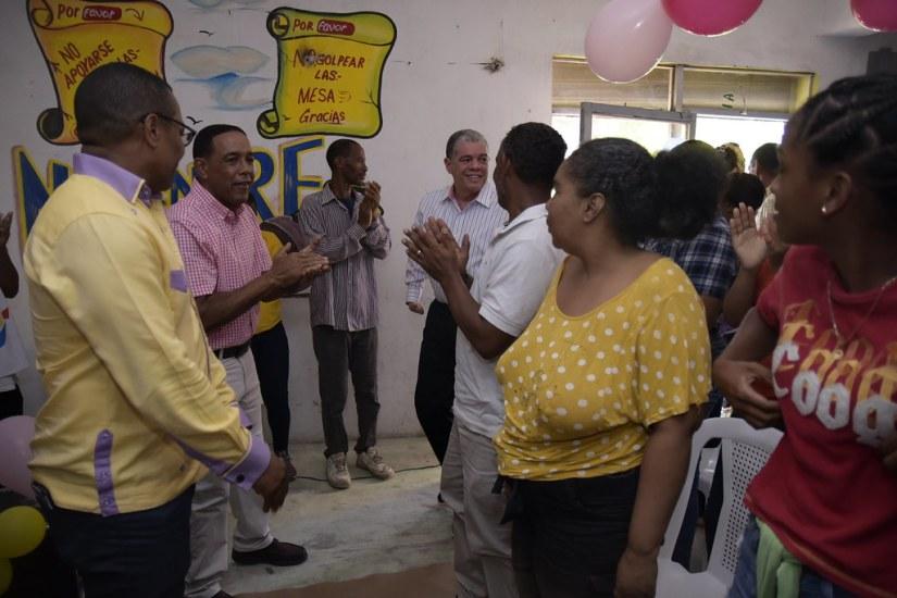 Encuentro Junta de Vecinos Cansino Adentro. SDE