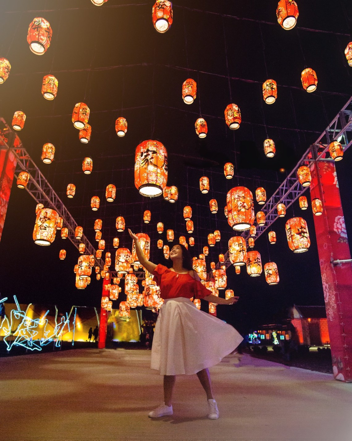 Taiwan Lantern Festival 2019 Experience! (Photo Essay) • Our
