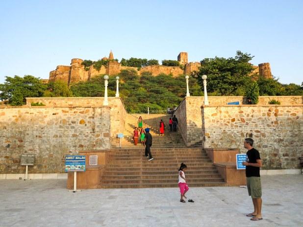 Visita a Jaipur