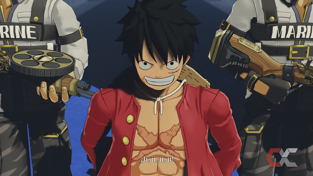 One Piece World Seeker Review - OverCluster 04