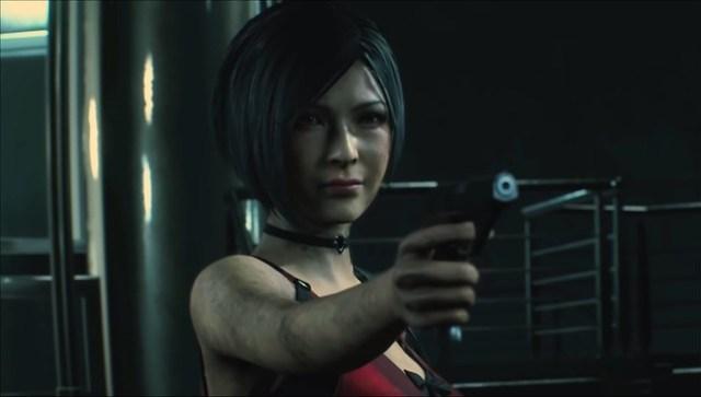 Resident Evil 2 Remake - Ada Wong