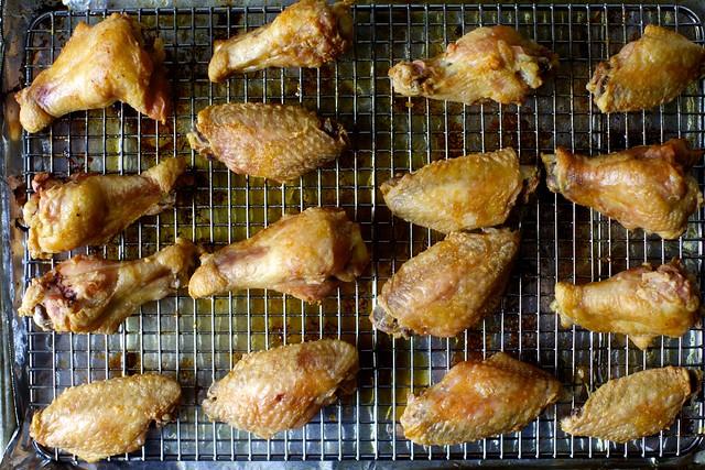crispy oven wings