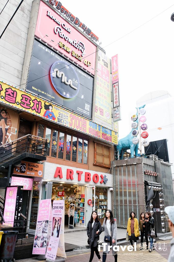 首爾購物商場 弘大商圈 (43)