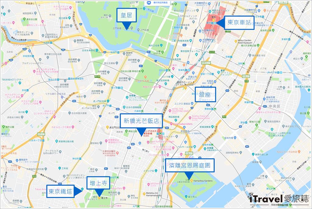 東京新橋光芒飯店 Candeo Hotels Tokyo Shimbashi (1-1)