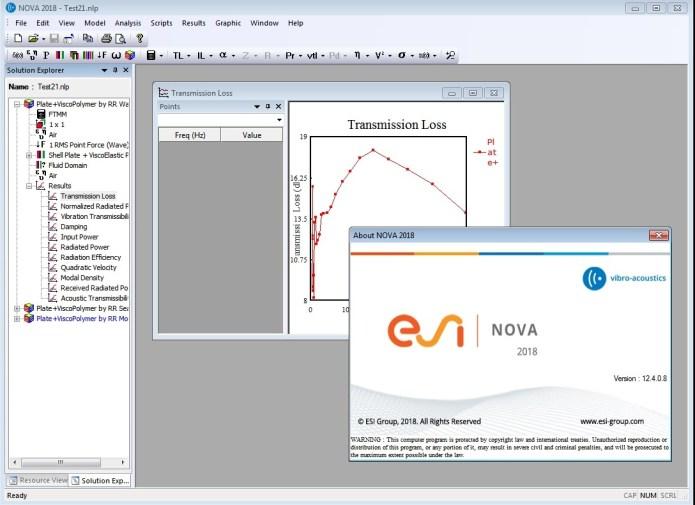 Working with ESI NOVA 2018.0 Win64 full cracked