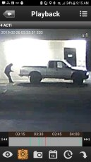 This person burglarized my store on February 26 at 3:30 am.