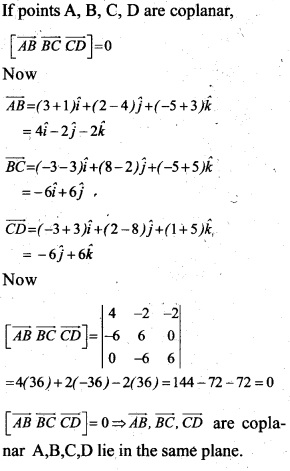 Plus Two Maths Chapter Wise Questions and Answers Chapter 10 Vector Algebra 23