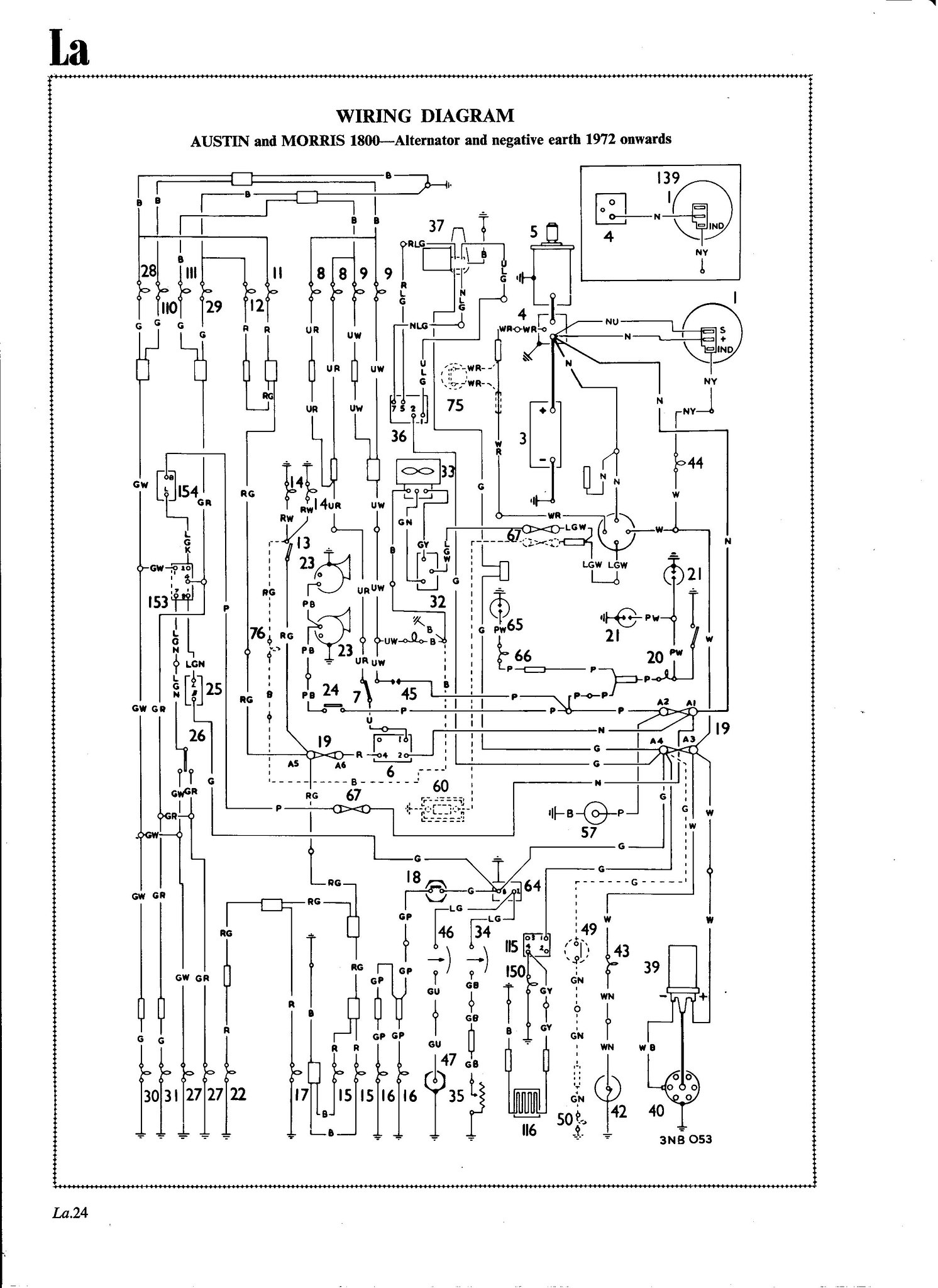 Mk3 Wiring Diagram