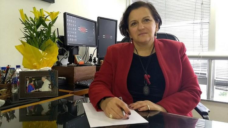 Kenarik Boujikian está aposentada desde 8 de março de 2019 - Créditos: Juliana Gonçalves / Arquivo Brasil de Fato