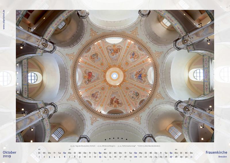 Kirchen 2019 – Oktober