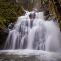 Waterfalls around Mt.Shasta