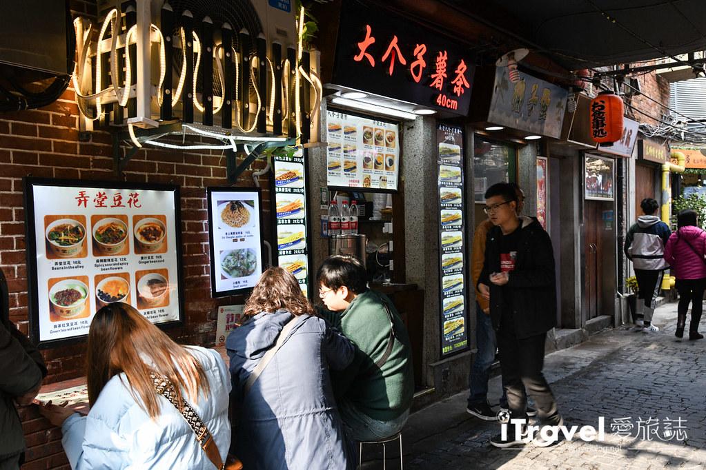 上海景点推荐 创意街区田子坊 (7)