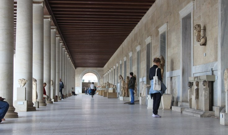 Stoa of Atolos, Ancient Agora