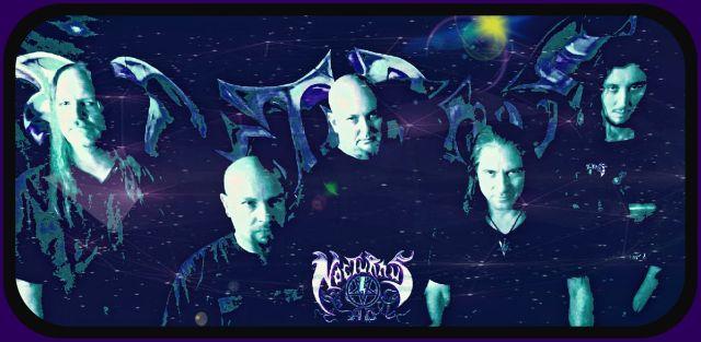 傳統死金樂團 Nocturnus AD 新曲試聽 Precession Of The Equinoxes