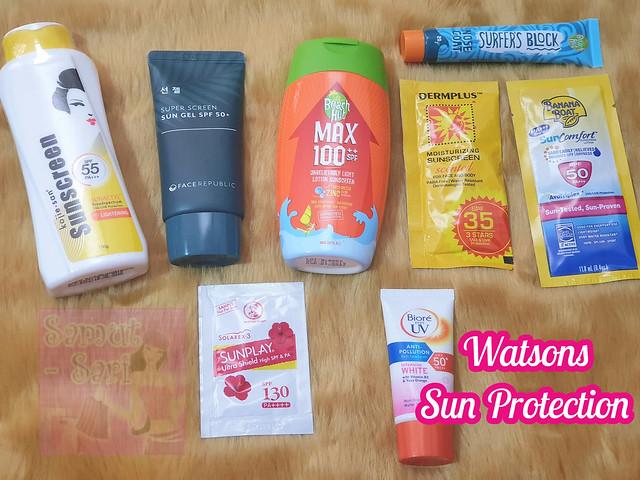 Watsons Sun Protection
