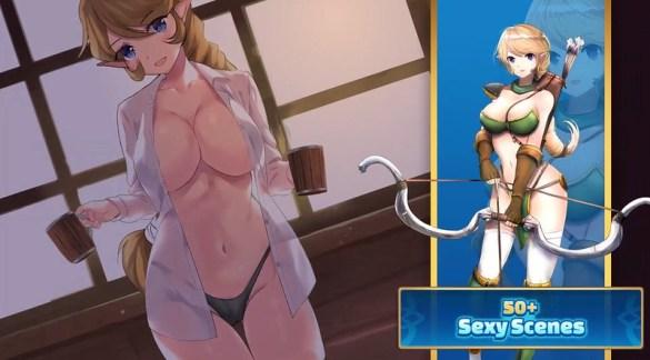 Girls Garrison - Sexy CG