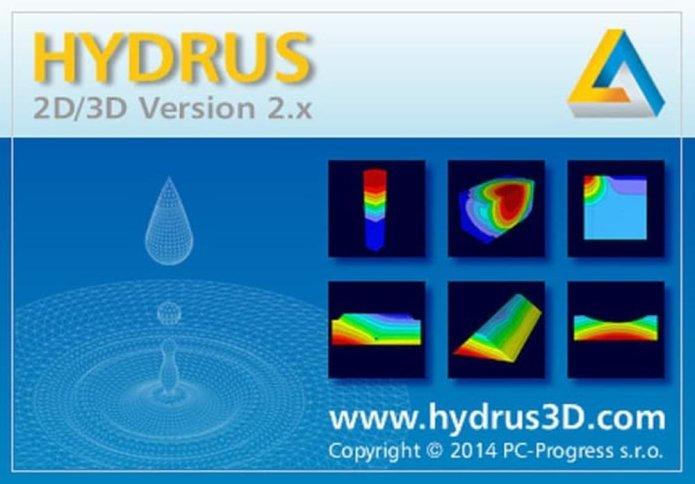 PC Progress HYDRUS 2D - 3D Pro 2.04.0580 full