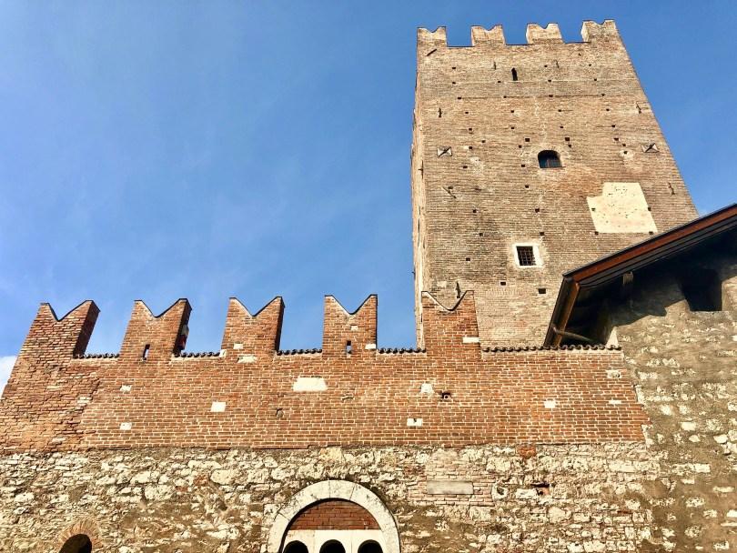 Itinerario di Trento - Torre Vanga