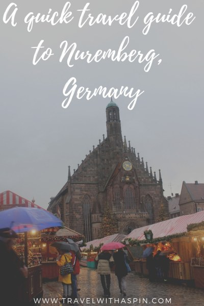 A quick guide to Nuremberg, Gemany