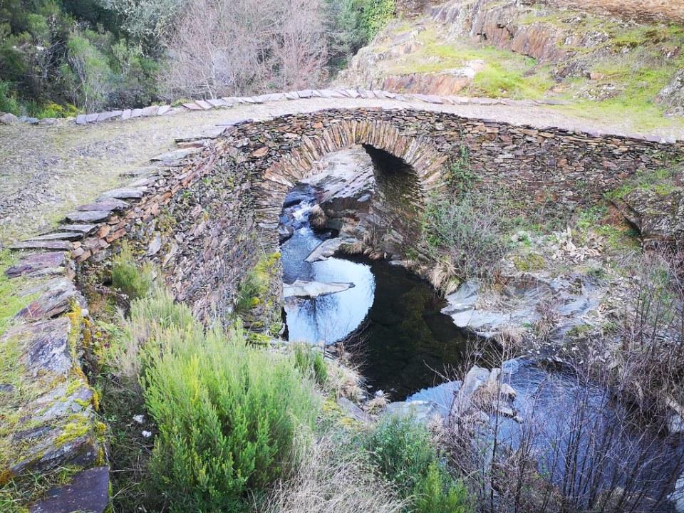 Puente de Arrocambrón Cambrón Caminomorisco Las Hurdes Cáceres 03