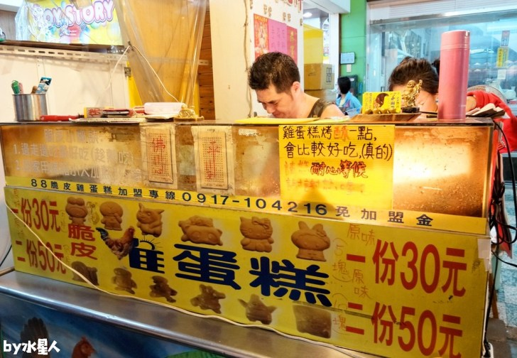 46258553345 96d0e725c8 b - 88脆皮雞蛋糕 豐原廟東卡通造型雞蛋糕,有海綿寶寶、麵包超人