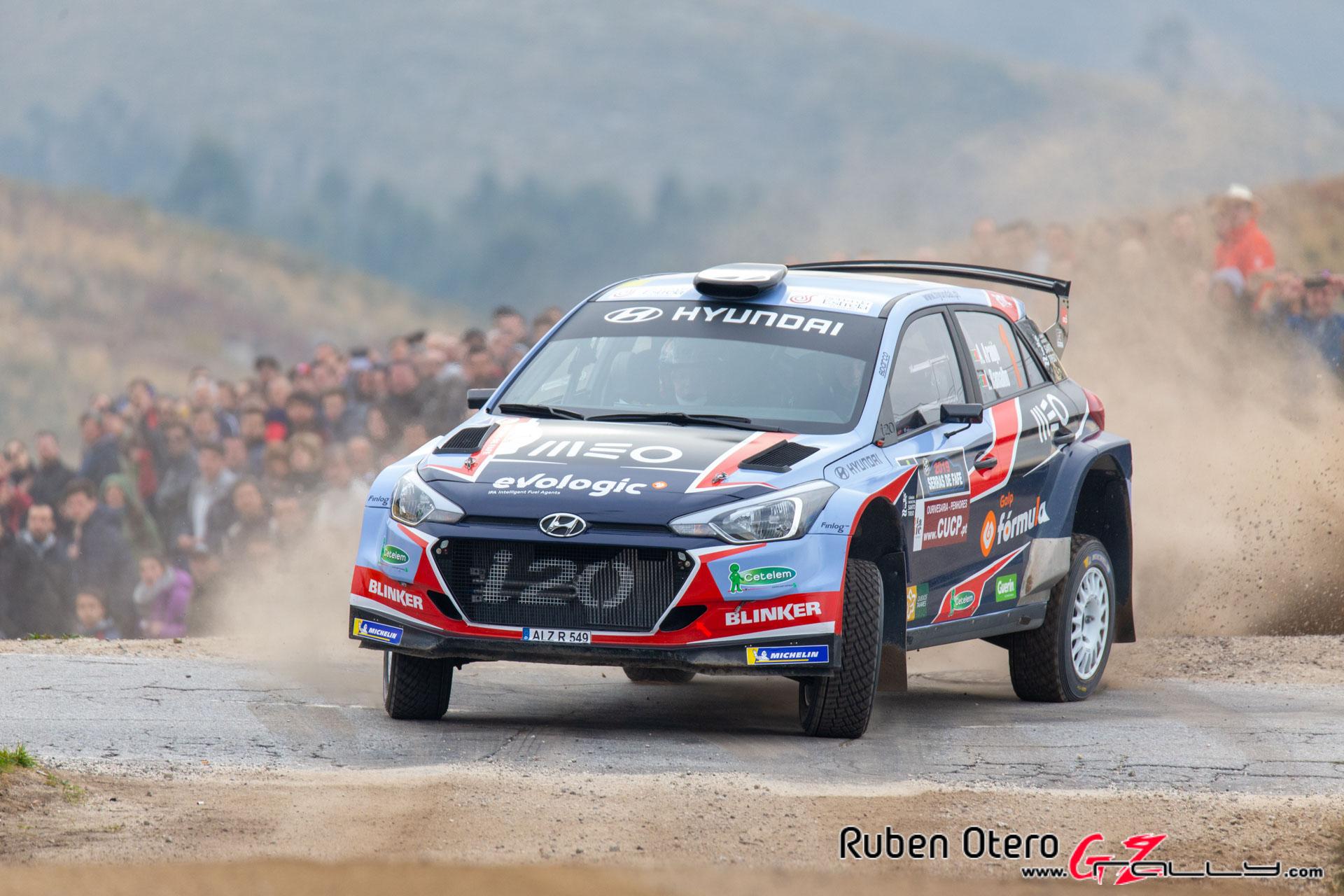 Rally Serras de Fafe 2019 - Rubén Otero