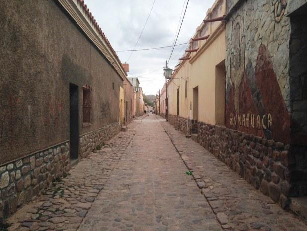 Calles de Humahuaca