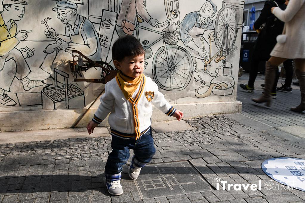 上海景点推荐 创意街区田子坊 (34)