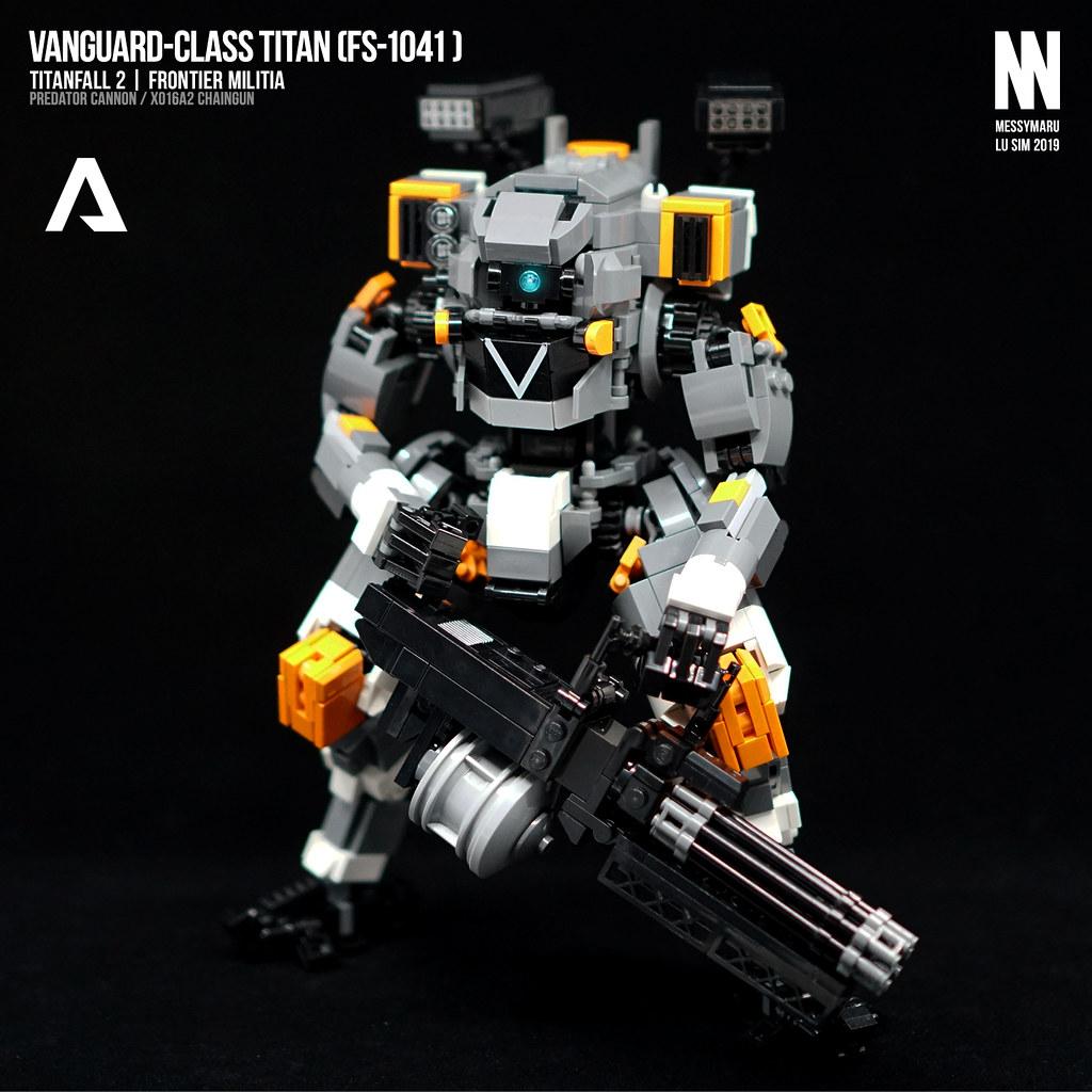Vanguard-class Titan (FS-1041)