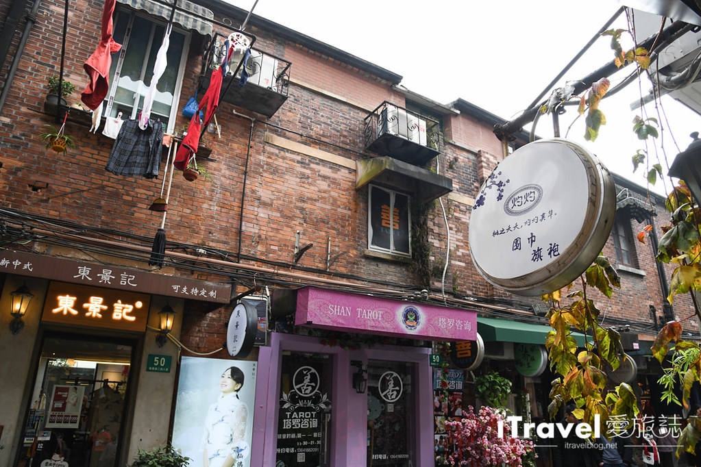 上海景点推荐 创意街区田子坊 (55)