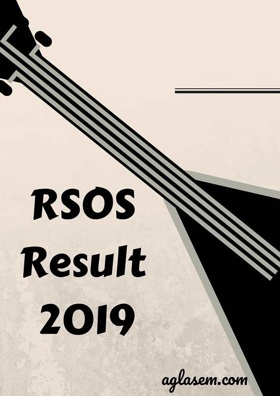 RSOS Result 2019