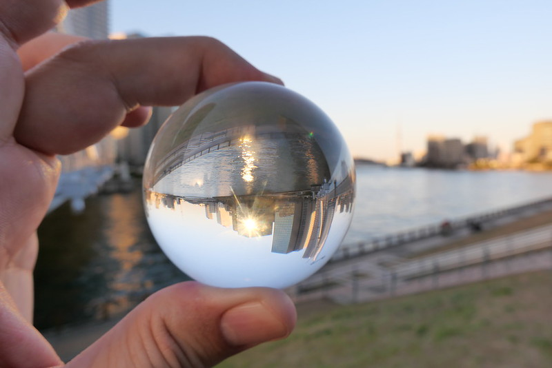 sunshine lens ball