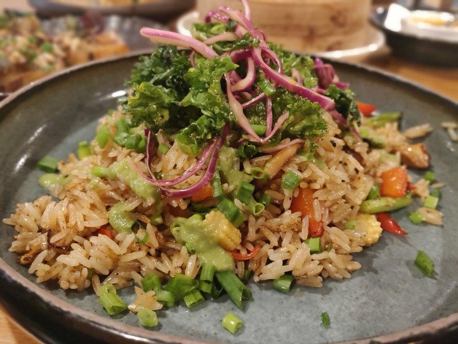 Chaufa Fried Rice Chifa Dumpling House Hong Kong Restaurant