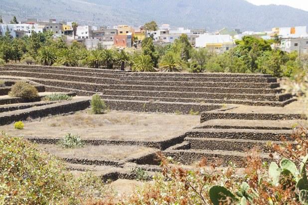 Las Pirámides de Güímar