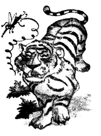 NCERT Solutions for Class 1 English Chapter 17 The Tiger and the Mosquito 1