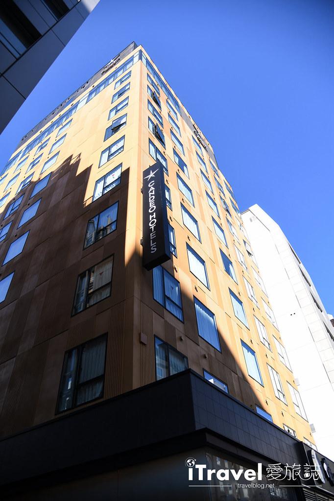 東京新橋光芒飯店 Candeo Hotels Tokyo Shimbashi (7)