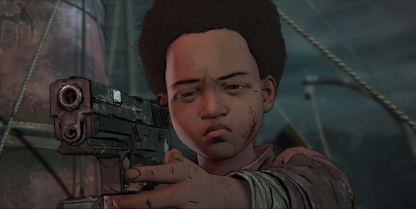 The Walking Dead Episode 3 - Killer Her AJ