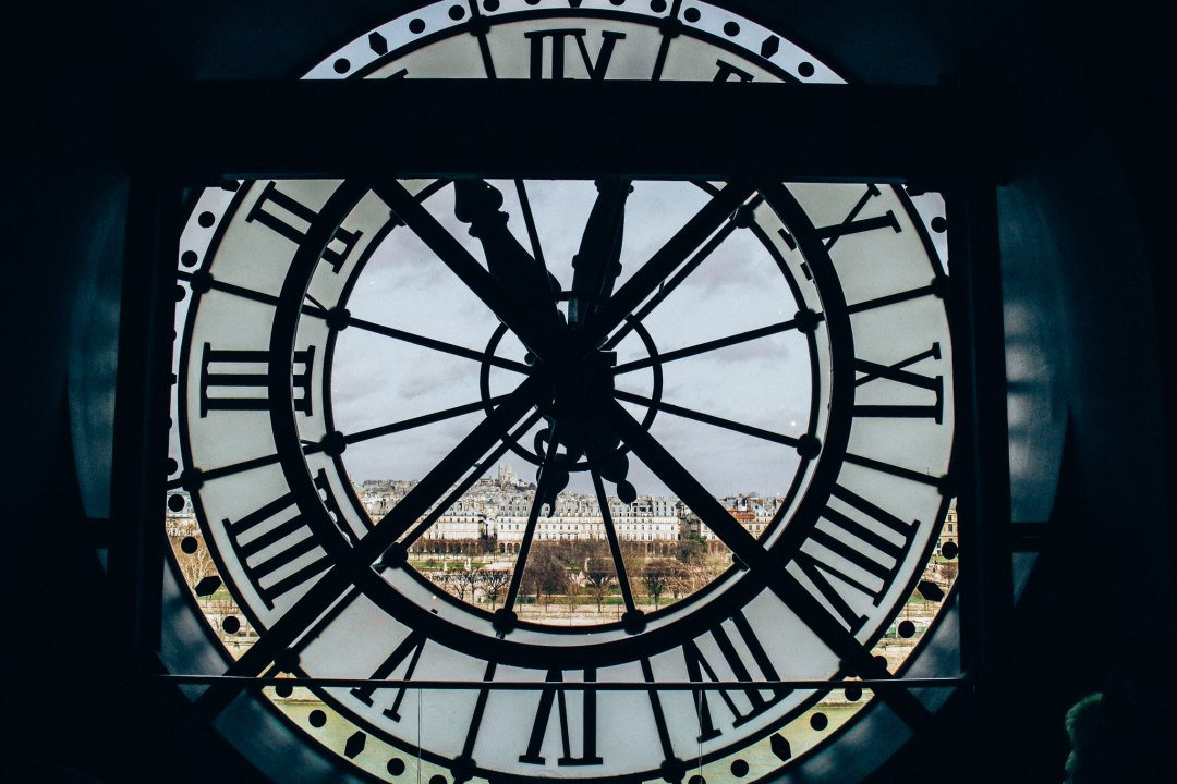 Museo d'Orsay, orologio