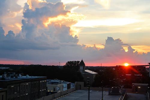Sunset LR