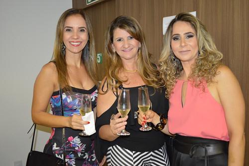 Cristie Fantin, Sônia Siman e Cybelle