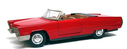 Schuco Cadillac De Ville 67